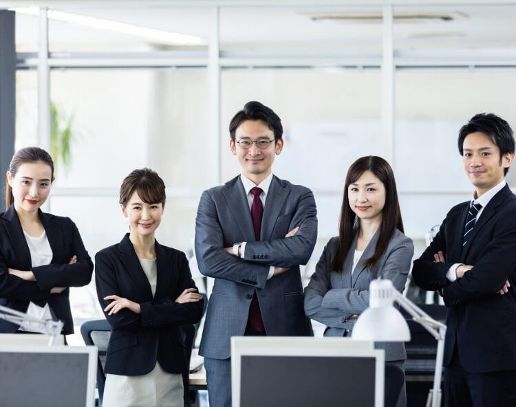 人材紹介事業 画像